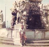 Benteng, in Trieste, Italy May 26, 1979